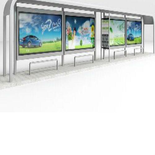 公交站台广告制作