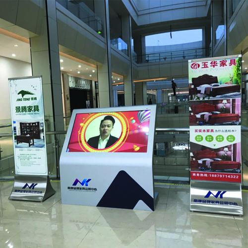 宜春商超综合体广告机