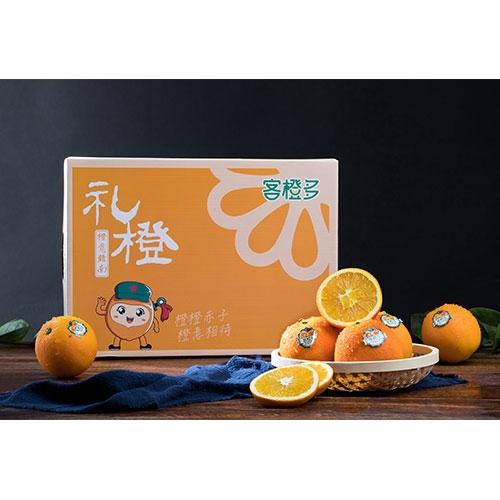 信丰水果包装设计